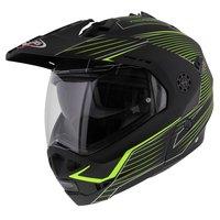 Caberg Tourmax Sonic zwart/fluo helm