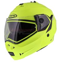 Caberg systeemhelm Duke fluo geel