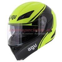 AGV Compact ST Course geel zwart