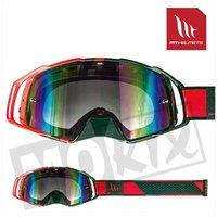 Crossbril MT MX Evo rood