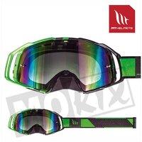 Crossbril MT MX Evo groen