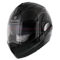 Shark Evoline 3 Pro Carbon Black/Silver DKS