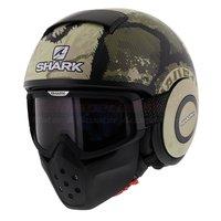 Shark Drak Evok mat zwart groen