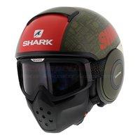 Shark Drak Tribute RM mat groen rood