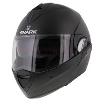Shark Evoline 3 mat zwart