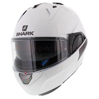 Shark Evo-One 2 glans wit