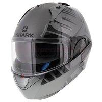 Shark Evo-One 2 Lithion Dual antraciet zwart