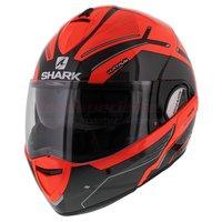 Shark Evoline 3 Hataum oranje zwart