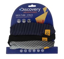 Oxford Discovery Adventures 3 Pack - Pinstripe Edition