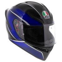 AGV K1 Qualify Zwart Blauw