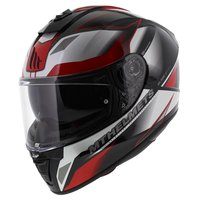 MT Blade II Fugue helm rood
