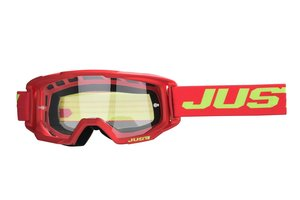 Just1 Crossbril Vitro rood geel fluor