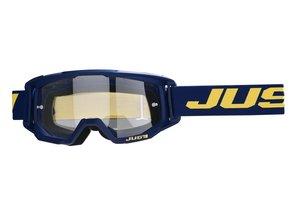Just1 Crossbril Vitro blauw geel