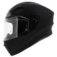 SMK Stellar Helm mat zwart