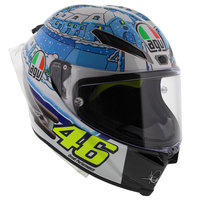 AGV Pista GP R Rossi Winter Test 2017 Limited Edition