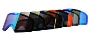 Shark Street-Drak gekleurde lenzen Premium