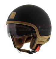 MT Cosmo Pure helm mat zwart