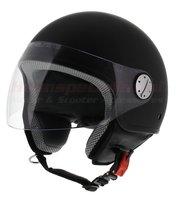 MT Zyclo helm mat zwart