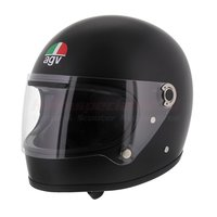 AGV Legends X3000 Mat Zwart