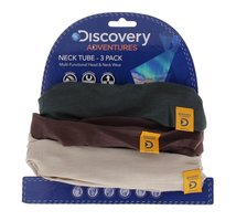 Oxford Discovery Adventures 3 Pack - Khaki/Brown/Taupe Edition