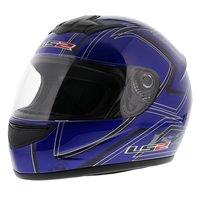 LS2 FF350 Helm Upside glans blauw