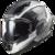 LS2 FF900 Valiant II systeemhelm Orbit Jeans glans titanium