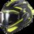 LS2 FF900 Valiant II systeemhelm Revo mat zwart fluo geel