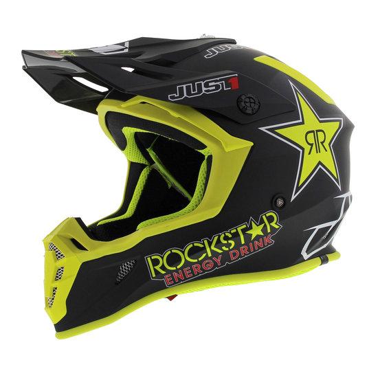 Just1 Crosshelm J38 Rockstar