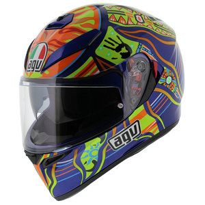 AGV K3 SV Rossi 5 Five Continents GT4