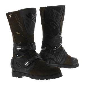 Sidi Adventure 2 Zwart-Bruin Goretex laarzen