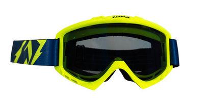 Jopa Crossbril Poison Neon geel