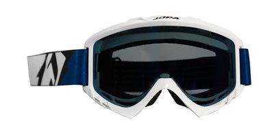 Jopa Crossbril Poison wit blauw zwart