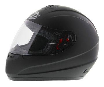 MT kinder integraal helm Thunder II mat zwart