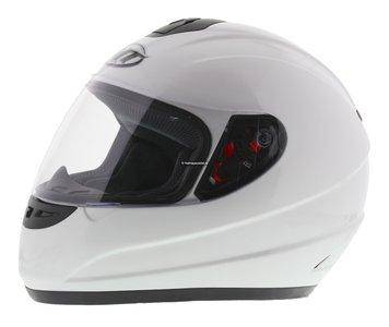 MT kinder integraal helm Thunder II wit
