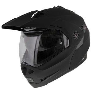 Caberg Tourmax mat zwart helm
