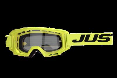 Just1 Crossbril Vitro fluor geel