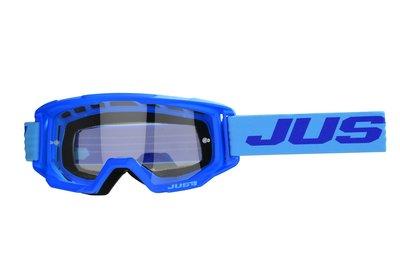 Just1 Crossbril Vitro blauw