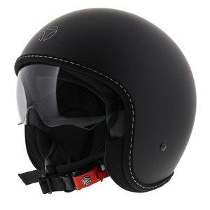 Momo Helm Eagle Pure Mat Zwart