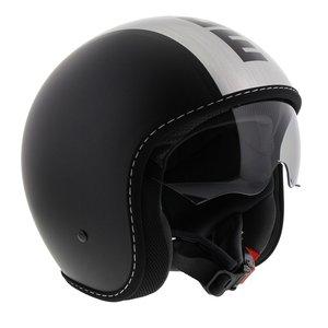 Momo Helm Blade mat zwart