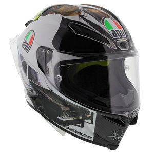 AGV Pista GP R Rossi Misano 2016 Limited Edition