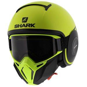 Shark Street Drak Neon Mat Geel