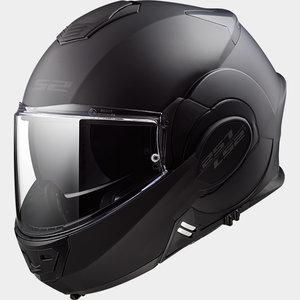 LS2 Systeemhelm FF399 Valiant Noir mat zwart